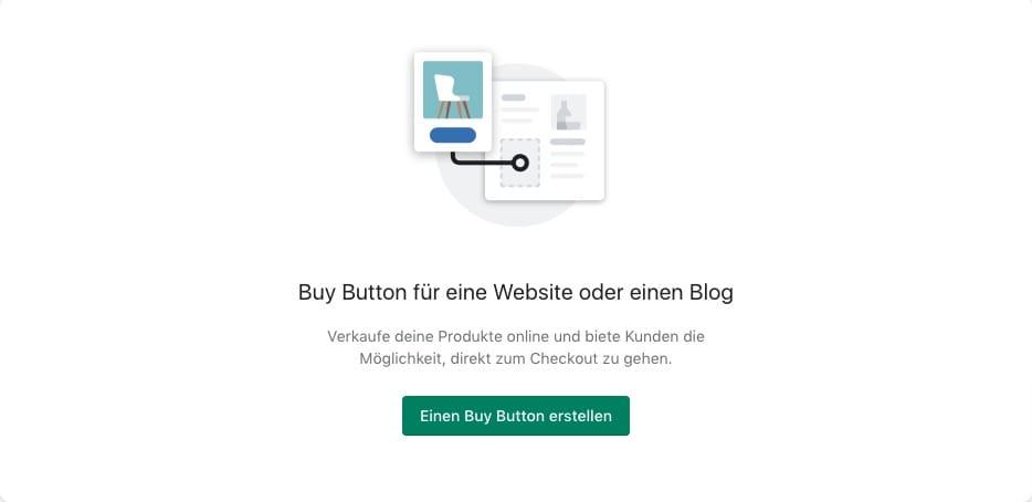 Shopify Buy Button