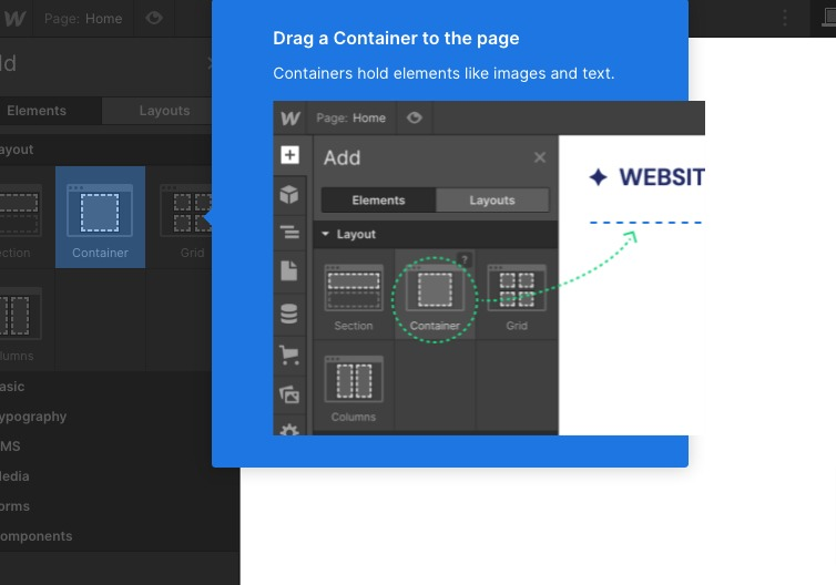 Webflow Tutorial